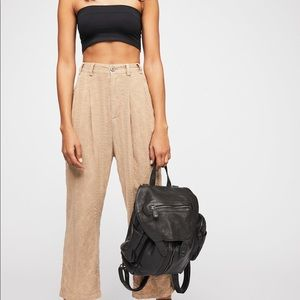Free People Embroidered Magdalene Pant